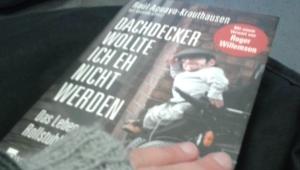 """Foto: Buch von Raúl Krauthausen """"Dachdecker wollte ich eh nicht werden"""""""