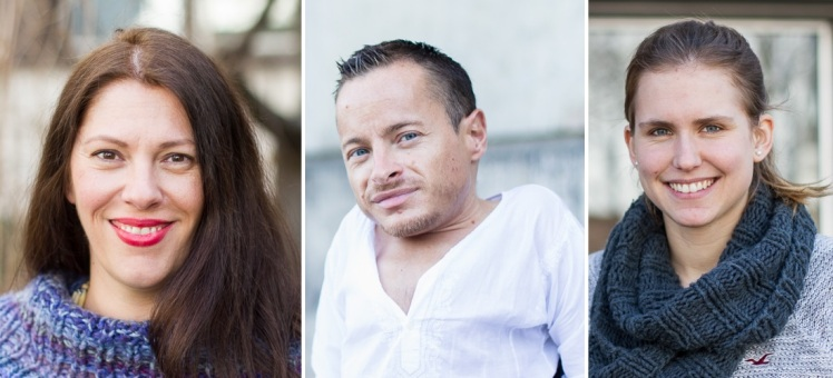 Foto: Marina Zdravkovic, Erwin Aljukic, Georgina Schneid