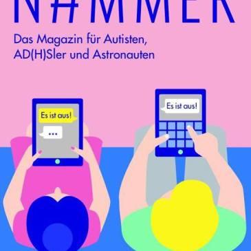 Foto: Cover der ersten Ausgabe des Magazins N#MMER