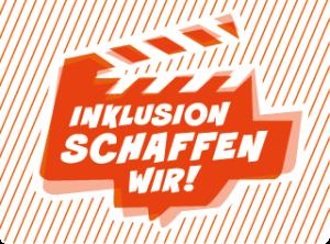 """Foto: Logo von """"Inklusion schaffen wir!"""""""