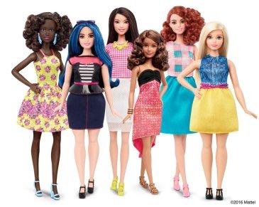 neue Barbies_Mattel